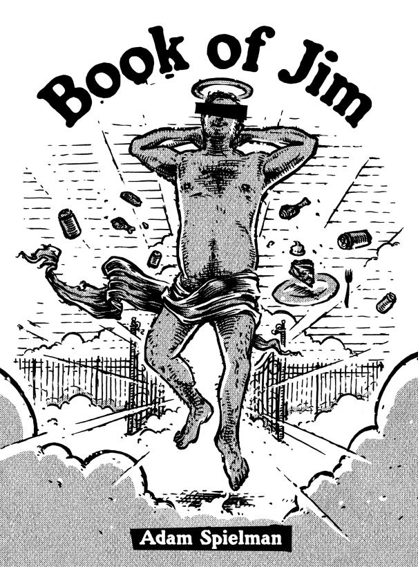 Book of Jim eReader illustration Internal Cover